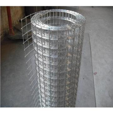 Stainless steel welded wire mesh panel for construction