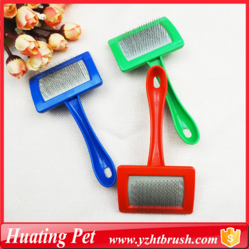 slicker brush for dog grooming
