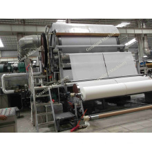 2880 Single cylinder tissue machine