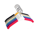 Hotel colorful  anti-slip hanger