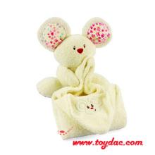 Doudou Rabbit Soft Toy