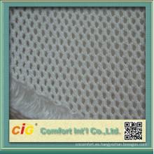 malla de tejido de malla de tela/sandwich / acoplamiento del espaciador 3d tela para la cubierta de asiento de coche