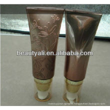 Cream pump tube