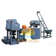Máquina para fabricar telhas de cimento de fácil operação para venda