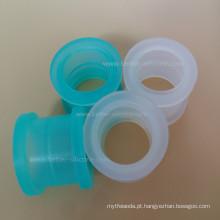 Buchas de borracha plásticas personalizadas da Anti-vibração para componentes moventes mecânicos
