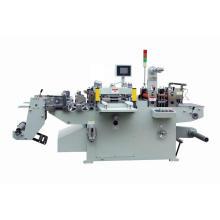 Adesivo etiqueta e etiqueta adesiva cortador