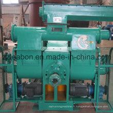 Machine de briquetage hydraulique en bois à feu de biomasse approuvée CE