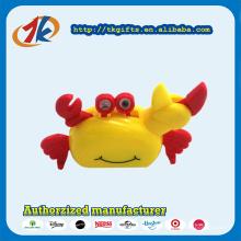 Jouets promotionnels Jouet de crabe enroulable Jouet usine de jouets de crabe de Chine