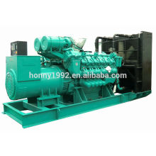 30kVA-3000kVA DIesel grande controle de energia Manual de gerador elétrico