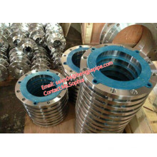 ASME B16.47 große Durchmesser Stahlflansche mit geschmiedetem