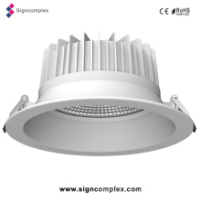 China Rotatable Home / Emercial 35W 8 pulgadas LED Downlight LED