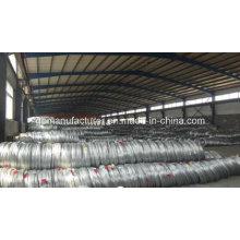 Fabriqué en Chine Fil en acier galvanisé avec haute tension