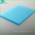 450 парниковых полый лист поликарбоната типа с алюминиевой рамкой