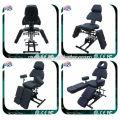 Fabricante profissional cadeira de massagem de alta qualidade, móveis de cadeira de tatuagem funcional, cama de tinta tatuagem hidráulico