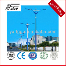 outdoor standing lamp pole with hps light