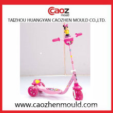 Plastic Children Kick Scooter Mold in China