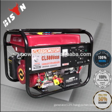 Bison gasoline generator 2kw silent generator for sale