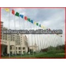 50 m flag poles