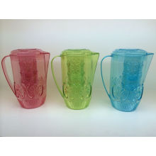 2015 High Quality Plastic Colorful Jugs