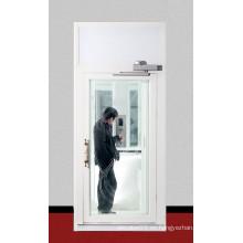 OTSE pequeño chalet ascensor plegable de la puerta para los hogares