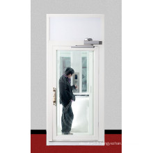 luxury sight-seeing/panoramic glass indoor small elevator ,villa elevator,elevator for home,cheap price from China manufacturer