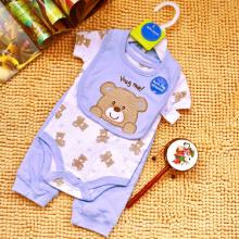Ternos de bebê Macacões Escalada Roupas Verão
