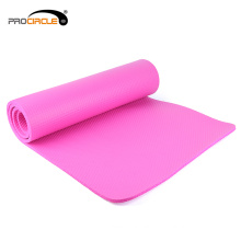 Eco-friendly Foldable Anti Slip NBR Yoga Mat