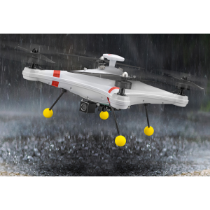 Pesca impermeable Drone Fly por Ipad