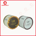 Customized Facial Mask Packaging Paper Tube