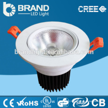 CRI>90 led light downlight led downlight with Cob 10/20/30W CE RoHS AC85-265V 2700-6500K
