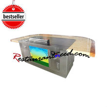 K648 Rectangular Electric Teppanyaki Grill