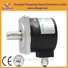 Encodeur de marque hengxiang SC65F 15mm Capteur de service lourd Prix du fabricant Rotary Motor LF Encoder 2000 impulsion 2000ppr