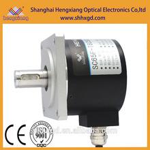 hengxiang brand encoder SC65F 15mm Heavy duty Sensor Manufacturer Price Rotary Motor LF Encoder 2000 pulse 2000ppr