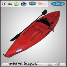 Single Sit in Plastic Fishing Canoe From Winner Kayak