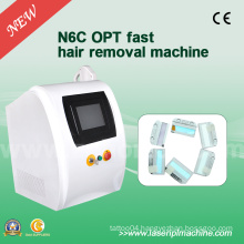 N6c High Frequency IPL Hair Removal Machines Skin Rejuvenation 2000W