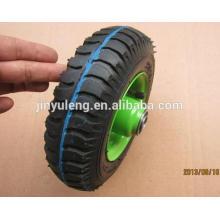 8x2.50-4 Schubkarrenrad für Handwagen, Handwagen, Werkzeugwagen