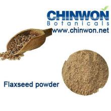 Прямая поставка на фабрику Порошок из льняного семени высокого качества