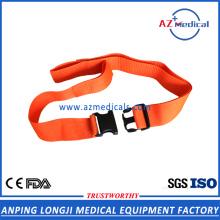 1.5 m quick clip PP Backboard Strap/Spine board strap