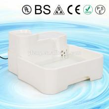 Fonte de água de gato de cão de estimação automático fonte de água