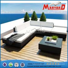 Sala de estar de los muebles / al aire libre