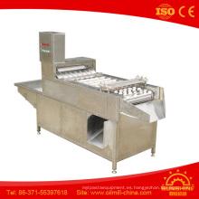 Máquina de pelar huevos de calidad superior Sheller máquina de pelar duro