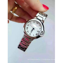 Montre de mode bracelet montre de mode à quartz