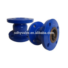 silent check valve,spring loaded check valve