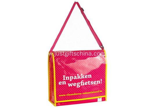 Printed Promotional PP Non-Woven Bicycle Bags