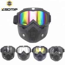 Reiten Sportschutz Maskenbrillen Motocross