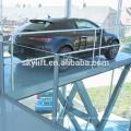 extra thin scissor car lift china