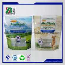 Eco-Friendly Plastic Packaging Bag for Dry Pet Dog Food