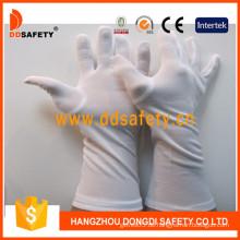 Weiße Nylonhandschuhe mit langen Ärmeln (DCH249)
