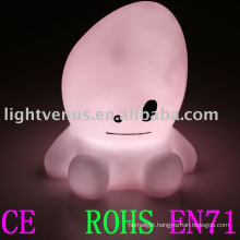 Cartoon colorful led light
