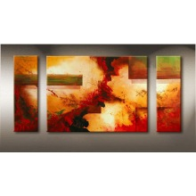 Modern Abstract Oil Painting on Canvas for Decoration